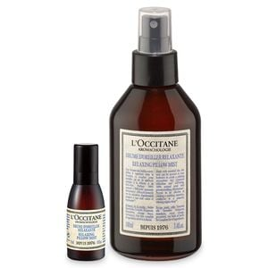 Relaxing Pillow Mist Aromachology Duo
