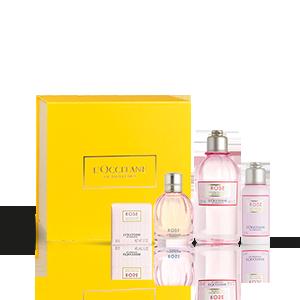 Rose Parfum Giftset | L'OCCITANE
