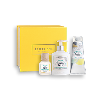 Shea Baby Parfumed Water giftset| L'OCCITANE
