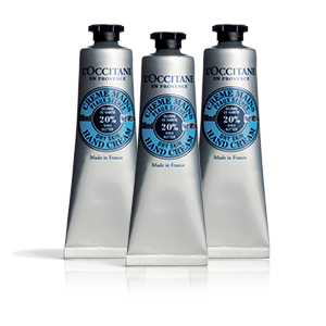 Shea Butter Hand Cream Trio - L'OCCITANE