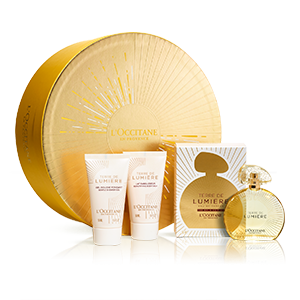 Terre de Lumière Gold Edition Perfume Giftset 50 ml