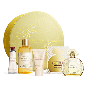 Terre de Lumière Gold Edition Perfume Giftset 90 ml