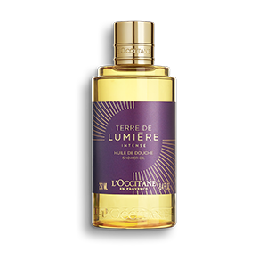 Terre de Lumière Intense Shower Oil | Lichaamsreiniging