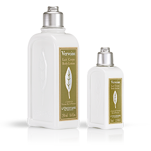 Verbena Body Duo   Hydraterende melk in reisformaat