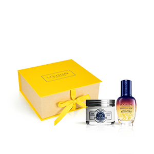 Voedende Booster Duo | L'OCCITANE