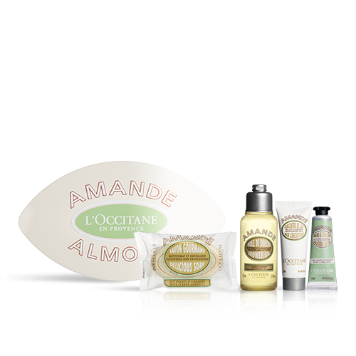 Almond body are giftset