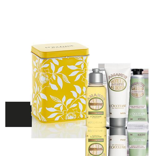 Almond Bodycare giftset
