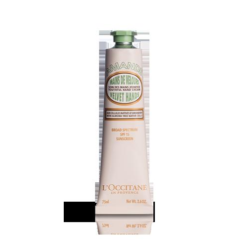 Almond Velvet Hand Cream