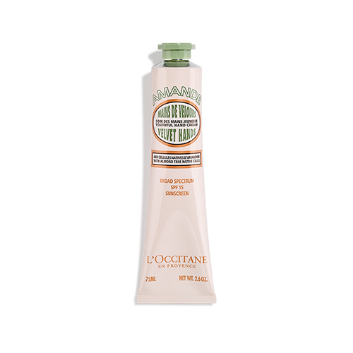 Almond Velvet Hand Cream 75 ml
