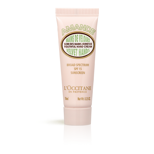 Almond Velvet Hand Cream 10 ml