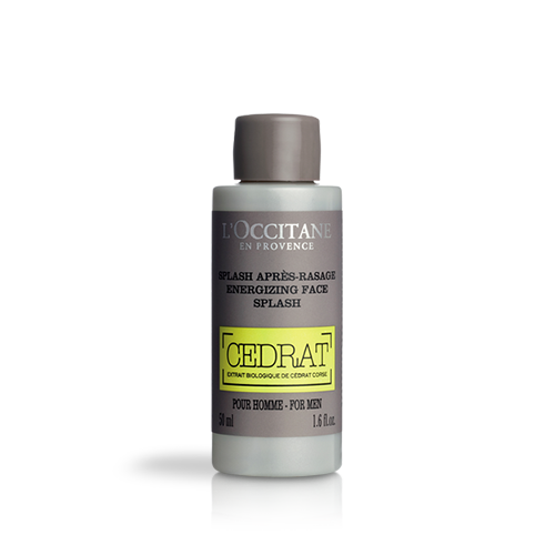Cédrat Aftershave Splash 50 ml