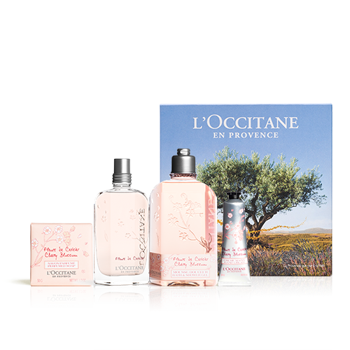 Cherry Blossom Parfum Giftset
