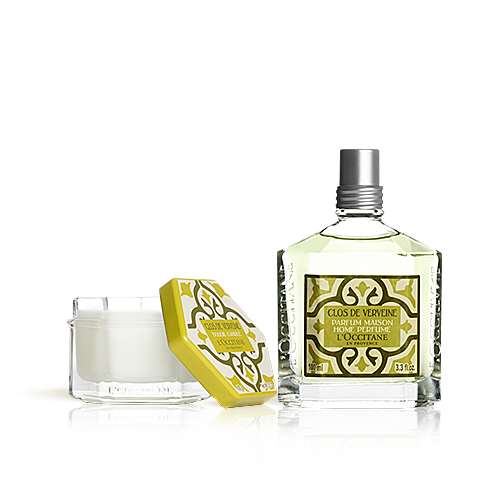 Clos de Verveine Home Perfume Duo
