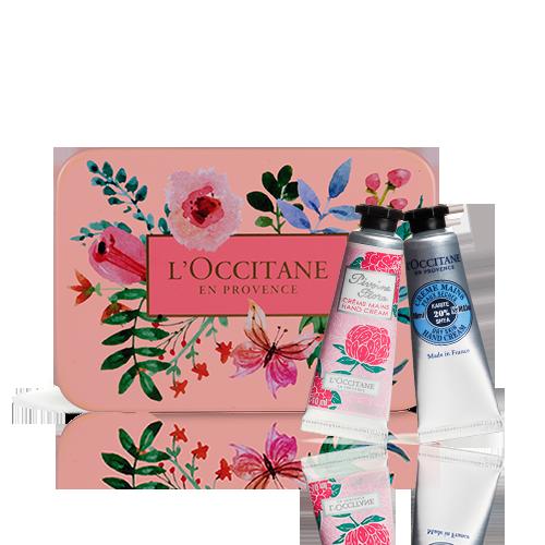 Duo Hand Cream Flower Box