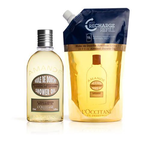 Duo Shower Oil & Eco-Recharge