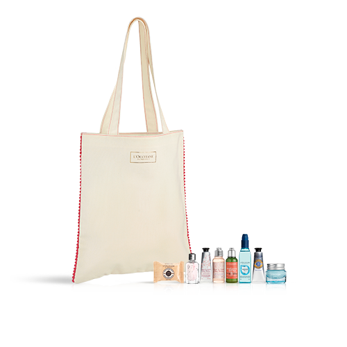 L'OCCITANE Essentials Totebag