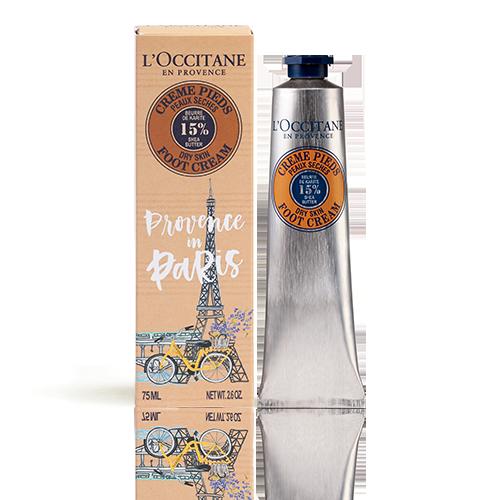 Foot Cream Provence in Paris