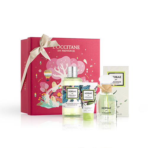 Giftset Herbae par L'OCCITANE Lichaamsverzorging en Parfum