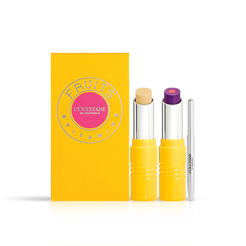 Giftset Lippenstift Duo Provence Calling