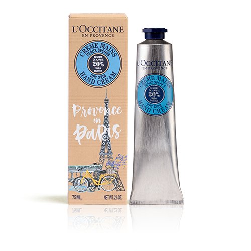 Hand Cream Provence in Paris