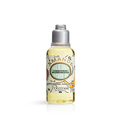 Almond CASTELBAJAC Paris Shower Oil 75ml
