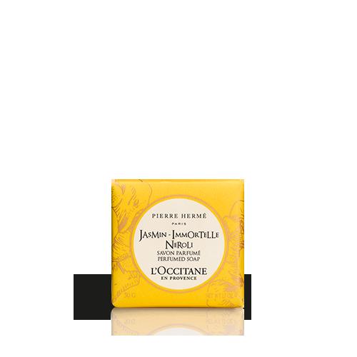 Jasmin Immortelle Néroli Perfumed Soap