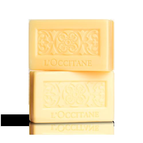 L'Occitane Soap Duo