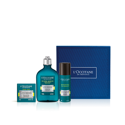 L'Homme Cologne Cedrat Body Giftset