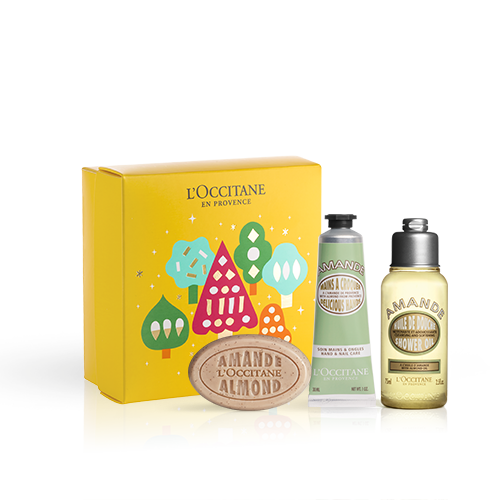 Mini Giftset Almond