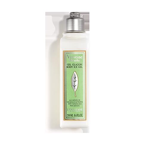 Mint Verbena Body Ice Gel 250 ml