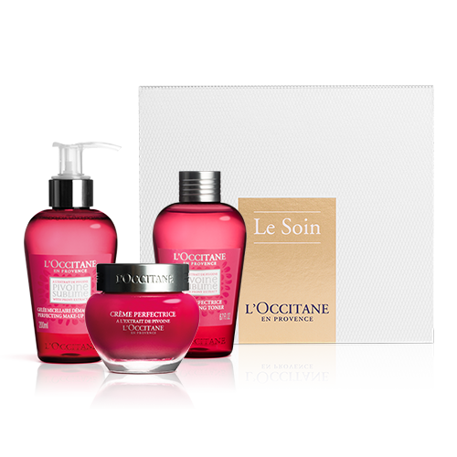 Pivoine Face Care Giftset