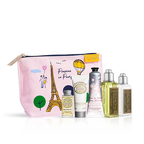 Provence in Paris Bodycare tasje