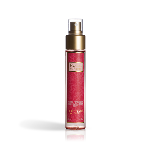 Roses et Reines Fresh Body and Face Mist 50 ml