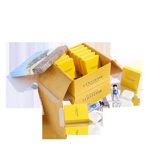 Shea Butter Giftset voor Gasten