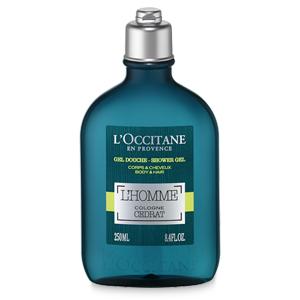 Żel pod prysznic i do włosów L'Homme Cologne Cedrat
