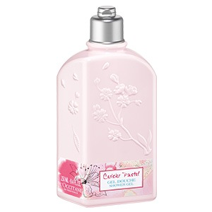 Żel pod prysznic Pastelowy Kwiat Wiśni