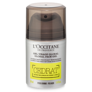 Cédrat Global Face Gel