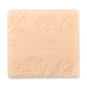 Delikatne mydło Roses et Reines