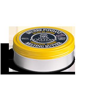Jaśminowe Odżywcze Masło do Ciała Shea