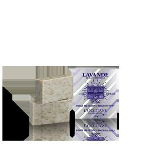 Lavender Rough-Cut Soaps 2x100g