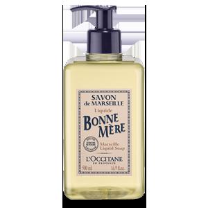 Marsylskie mydło Bonne Mère w płynie