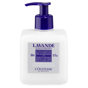 MOISTURIZING HAND LOTION LAVENDER 300ml