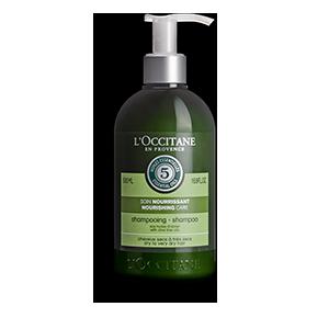 Odżywiający szampon do włosów suchych i bardzo suchych