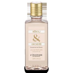 Perfumowany Żel pod prysznic Neroli & Orchidea