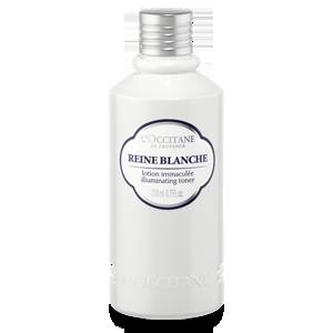 Rozświetlający tonik Reine Blanche
