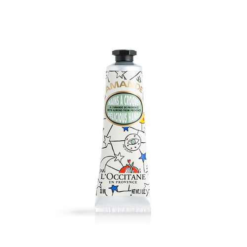 ALMOND DELICIOUS HAND CREAM - LIMITED EDITION