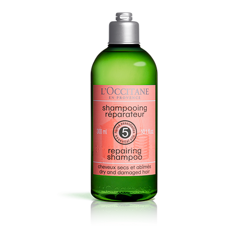 Aromachologie Repairing Shampoo for Dry & Damaged Hair