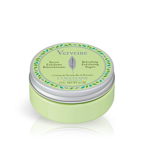 REFRESHING EXFOLIATING SUGARS CITRUS VERBENA