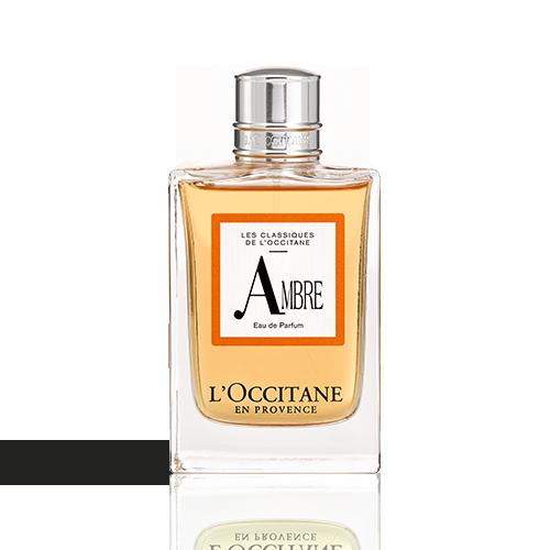 Woda perfumowana Ambre