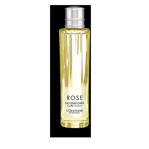 Woda zapachowa energetyzująca Róża